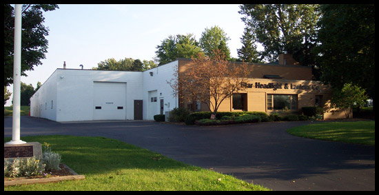 Star's Honeoye Falls Headquarters (1952-1997)
