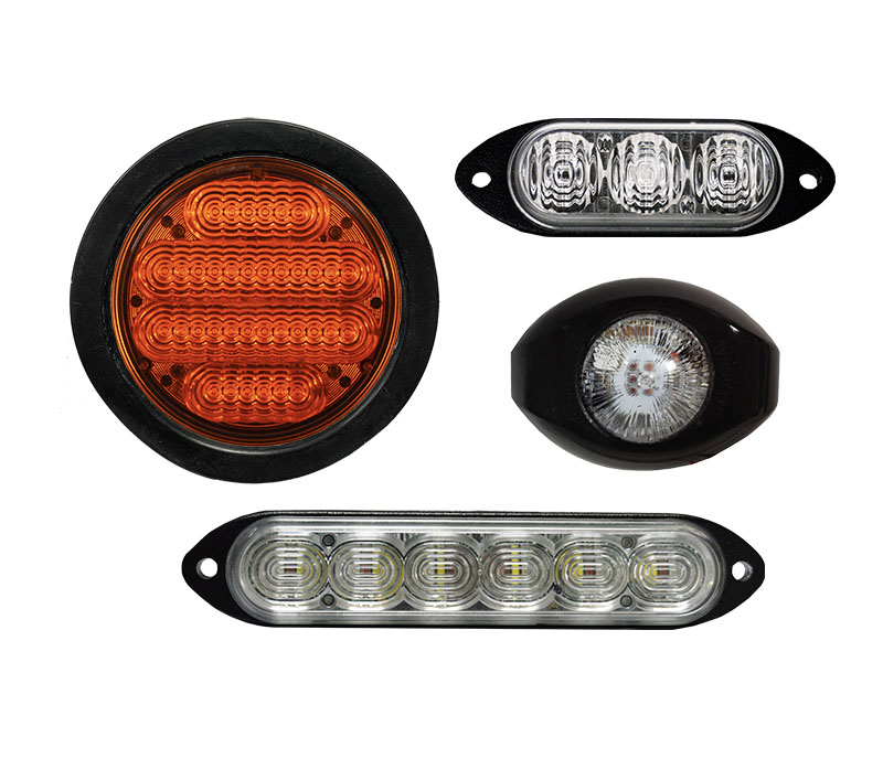 Auxiliary LED Lights