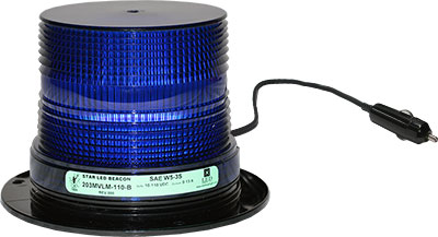 203MVL and 203MVLM Compact LED Beacon (REFURBISHED)